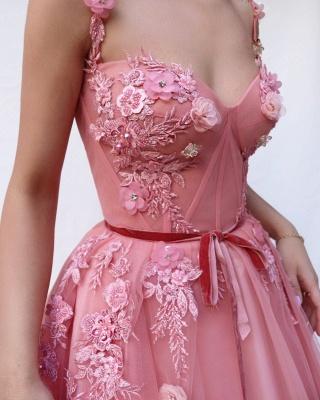 Designer Evening Dresses Long Pink | Buy evening wear prom dresses online_2