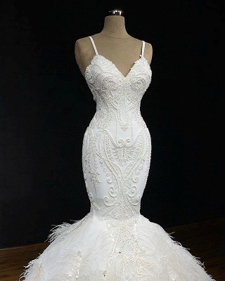 Elegant wedding dresses with lace | Wedding Dresses Cheap Online_2