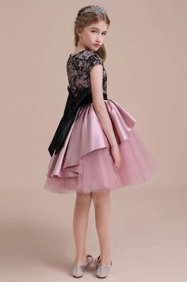 Blumenmädchen Kleid Spitze Rosa | Blumenmädchenkleider für Kinder_8