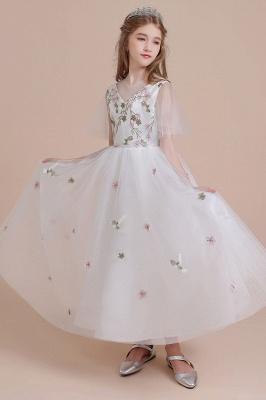 Blumenmädchen Kleid Kleinkind | Blumenmädchenkleider für Hochzeit_5