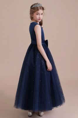 Blumenmädchen Kleid Blau | Blumenmädchen Kleider Hochzeit_6