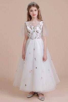 Blumenmädchen Kleid Kleinkind | Blumenmädchenkleider für Hochzeit_4