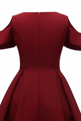 Retro vintage dresses | Rockabilly dress red_8