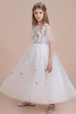 Blumenmädchen Kleid Kleinkind | Blumenmädchenkleider für Hochzeit_7