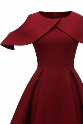 Retro vintage dresses | Rockabilly dress red_7