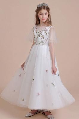 Blumenmädchen Kleid Kleinkind | Blumenmädchenkleider für Hochzeit_6