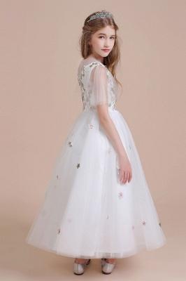 Blumenmädchen Kleid Kleinkind | Blumenmädchenkleider für Hochzeit_9