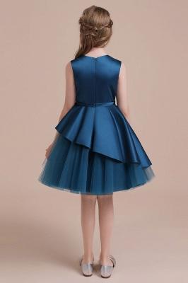 Blumenmädchen Kleid Türkis | Günstige Blumenmädchenkleider_3