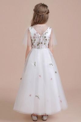 Blumenmädchen Kleid Kleinkind | Blumenmädchenkleider für Hochzeit_3