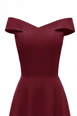 Rockabilly dresses for the chubby | Red dress long_9