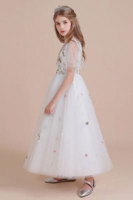 Blumenmädchen Kleid Kleinkind | Blumenmädchenkleider für Hochzeit_8