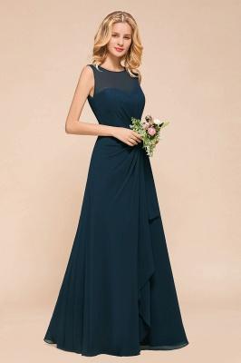 Elegante Brautjungfernkleider Mit Spitze   Kleider für Brautjungfern_5