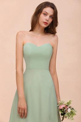 Brautjungfernkleider Lang Mint Grün   Hochzeitskleider Online Kaufen_9