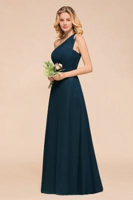 Schlichte Brautjungfernkleider Lang   Kleider für Brautjungfern_7