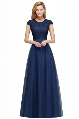 Designer evening dresses wine red | Prom dresses with lace_4
