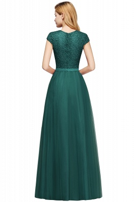 Designer evening dresses wine red | Prom dresses with lace_16