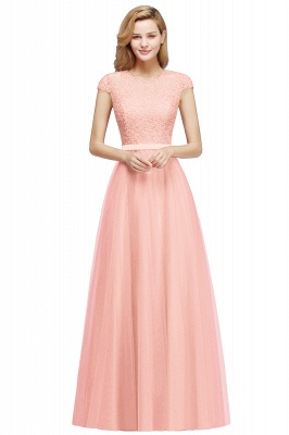 Designer evening dresses wine red | Prom dresses with lace_1