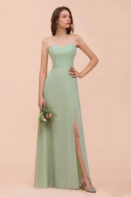 Brautjungfernkleider Lang Mint Grün   Hochzeitskleider Online Kaufen_5