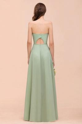 Brautjungfernkleider Lang Mint Grün   Hochzeitskleider Online Kaufen_3