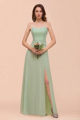 Brautjungfernkleider Lang Mint Grün   Hochzeitskleider Online Kaufen_4
