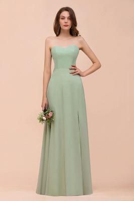 Brautjungfernkleider Lang Mint Grün   Hochzeitskleider Online Kaufen_1