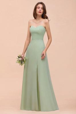 Brautjungfernkleider Lang Mint Grün   Hochzeitskleider Online Kaufen_6