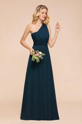 Schlichte Brautjungfernkleider Lang   Kleider für Brautjungfern_6