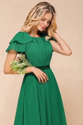 Brautjungfernkleider Lang Grün   Kleider für Brautjungfern_8