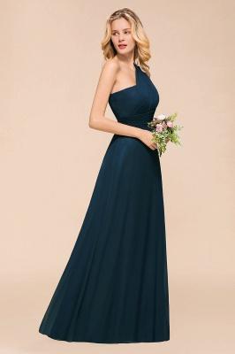 Schlichte Brautjungfernkleider Lang   Kleider für Brautjungfern_4