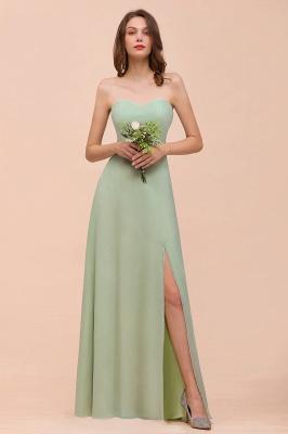 Brautjungfernkleider Lang Mint Grün   Hochzeitskleider Online Kaufen_8
