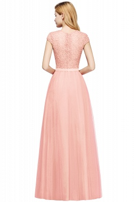 Designer evening dresses wine red | Prom dresses with lace_15