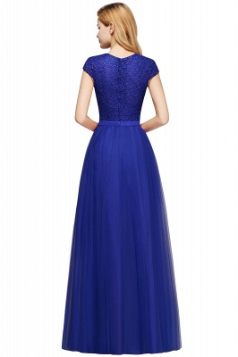 Designer evening dresses wine red | Prom dresses with lace_20