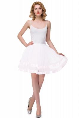 Hoop skirt short cheap | Ball gown with hoop skirt_1