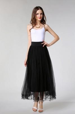 Hoop skirt short cheap | Wedding dress underskirt_6