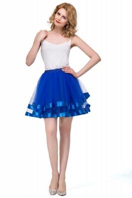 Hoop skirt short cheap | Ball gown with hoop skirt_12