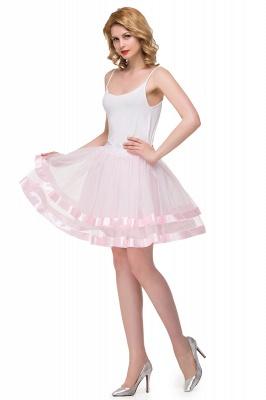 Hoop skirt short cheap | Ball gown with hoop skirt_21