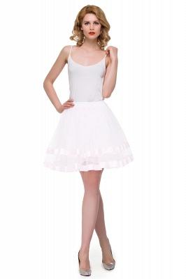 Hoop skirt short cheap | Ball gown with hoop skirt_9