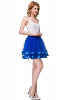 Hoop skirt short cheap | Ball gown with hoop skirt_13