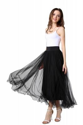 Hoop skirt short cheap | Wedding dress underskirt_22