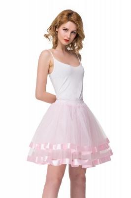 Hoop skirt short cheap | Ball gown with hoop skirt_20