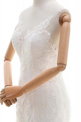 Designer Brautkleider Meerjungfrau | Hochzeitskleider Mit Spitze_5