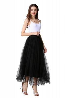 Hoop skirt short cheap | Wedding dress underskirt_23
