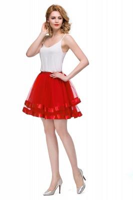 Hoop skirt short cheap | Ball gown with hoop skirt_28