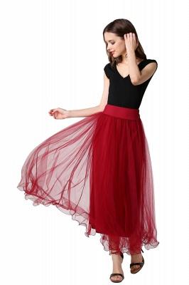 Hoop skirt short cheap | Wedding dress underskirt_30
