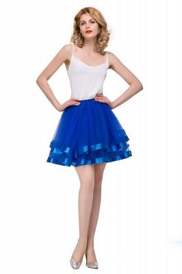 Hoop skirt short cheap | Ball gown with hoop skirt_4