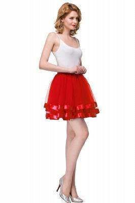 Hoop skirt short cheap | Ball gown with hoop skirt_29