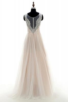 Fashion Brautkleider A Linie | Hochzeitskleider Schlicht Online_3