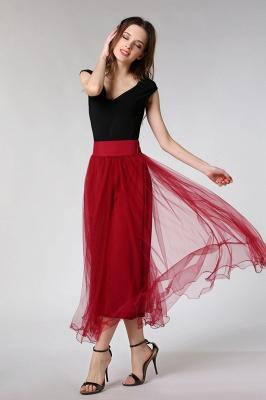 Hoop skirt short cheap | Wedding dress underskirt_27