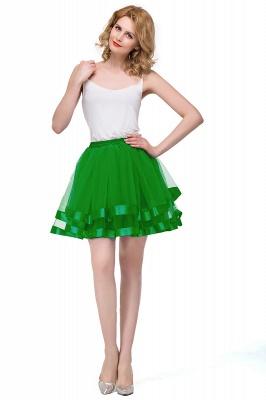 Hoop skirt short cheap | Ball gown with hoop skirt_32