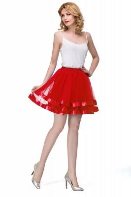 Hoop skirt short cheap | Ball gown with hoop skirt_30